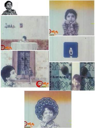 مهد قران نوگلان اسک قرانی- استفاده از روش تصويرگری