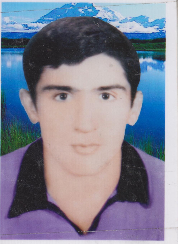 شهید غلامرضا بستانپور